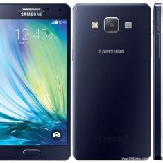 Samsung Galaxy A5 A500FU model 2015 black nou t sigilat la cutie!PRET:920lei - Telefon Samsung, Negru, Neblocat, Single SIM