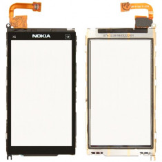 TouchScreen Nokia X6 Original - Touchscreen telefon mobil