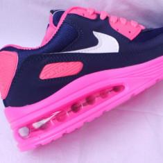 Adidasi dama, Textil - Adidasi Nike AirMax airmax dama Perna de Aer