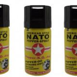 Spray cu piper Nato Ko Fog/Spray autoaparare