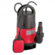 Pompa gradina - 070106-Pompa submersibila pentru golire apa murdara 400W Raider Power Tools