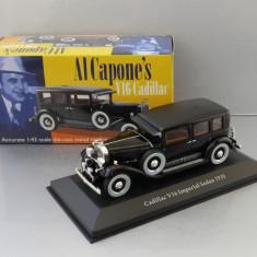 Cadillac V16 Imperial Sedan 1930 Al Capone, 1/43 - Macheta auto
