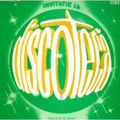 Invitație La Discotecă 3 (LP) - Muzica Pop electrecord, VINIL