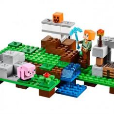 LEGO Minecraft - Golemul De Fier (21123)