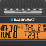 Aparat radio - Blaupunkt radio cu ceas CR3BK, negru