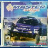 Joc pc Master Rallye - Jocuri PC Altele, 12+