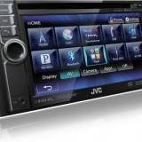 Sistem auto JVC Radio/CD/DVD Player JVC KW-NSX600E, 4x50W, USB, Bluethooth