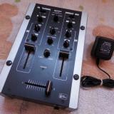 Console DJ Altele - Mixer DJ Gemini PS-121X cu intrare de microfon