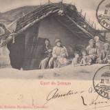 Carte Postala, Circulata, Printata - DOBROGEA, TIPURI DIN DOBROGEA, CIRCULATA, SEPT. ''05