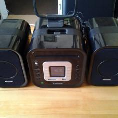 Combina muzicala LENCO cu IPOD DOCK - Combina audio