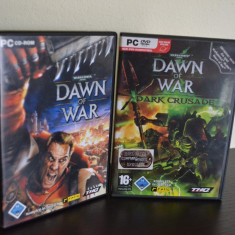 Joc PC - Warhammer 40k Dawn Of War+Dark Crusade (Joc Original Limba Germana) #74 - Jocuri PC Thq, Actiune, 16+, Single player