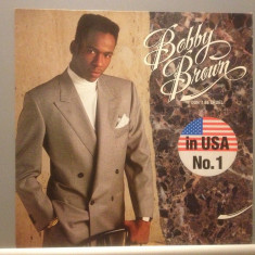 BOBBY BROWN - DON'T BE CRUEL (1988/ MCA REC/ RFG) - Vinil/Vinyl/IMPECABIL/DANCE - Muzica Dance warner