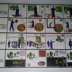 Chestionar protectia muncii - ELECTRICIENI DE INTRETINERE - anii '80