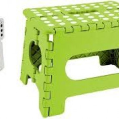 Masuta/scaun copii - Scaun pliabil din plastic Model mediu