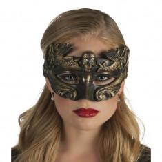 Masca carnaval - Masca Halloween cu craniu - Carnaval24