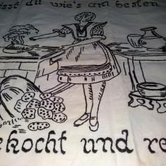 Peretar vechi sasesc - Transilvania - lucrat manual - Carpeta