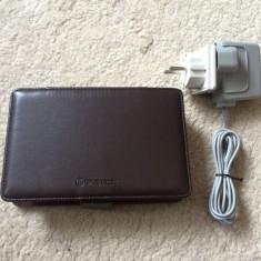 Nintendo DSI XL Mario Edition+HUSA NOUA+Joc Mario Kart+incarcator STARE BUNA!