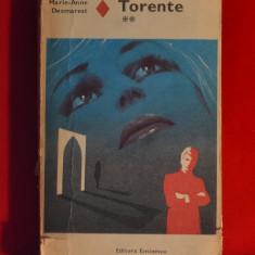 Carte - Torente - Marie-Anne Desmarest vol.2 (Colectia: Romanul de dragoste) #42 - Roman dragoste