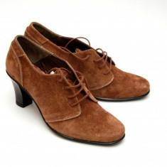 Pantofi dama piele naturala casual-eleganti - FOARTE COMOZI