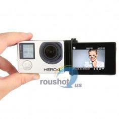 Adaptor aparat foto - Adaptor Inversor ecran lcd Gopro 3 3+ 4 (converter connection selfie