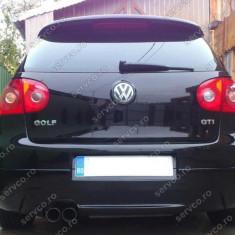 Prelungire spoiler fusta extensie bara spate VW Golf 5 GTI ver. 1 - Prelungire bara spate tuning, Volkswagen, GOLF V (1K1) - [2003 - 2009]