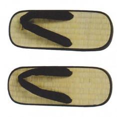 Zori Y - paie de orez*46 - Sandale barbati