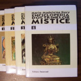 Enciclopedia doctrinelor mistice, vol 1, 2, 3, 4 - Mary-Madeleine Davy