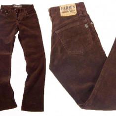 Raiati maro dama - talie inalta - FARMS 608 W 26, 27 (Art. 369, 370) - Pantaloni dama
