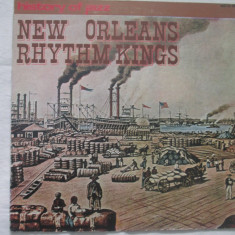 New Orleans Rhythm Kings – New Orleans Rhythm Kings _ vinyl(LP) blues - Muzica Blues Altele, VINIL