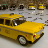Macheta auto Alta, 1:43 - Macheta taxi checker 1/43
