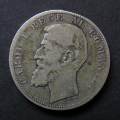 Monede Romania - 2 Lei 1894 - Argint