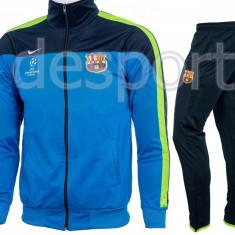 Trening barbati - Trening NIKE FC BARCELONA - Bluza si Pantaloni Conici - Pret special - FCB31