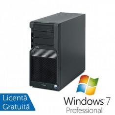 Sisteme desktop fara monitor - Gaming PC Ultimate Enthusiast Level Fujitsu CELSIUS R570, Intel Xeon Six Core X5650 2.66Ghz, 24Gb DDR3 ECC, 300Gb SSD + 2Tb SATA, DVD-RW, Placa v