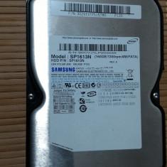 HDD PC Samsung 160Gb IDE - Hard Disk Samsung, 100-199 GB, Rotatii: 7200, IDE