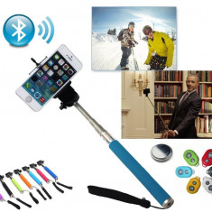 Selfie stick wireless
