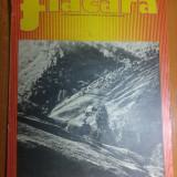 revista flacara 21 iunie 1975-articol despre mineri din ostra,jud. suceava