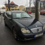 Autoturism Mercedes, Clasa CLC, CLC 220, An Fabricatie: 2004, Motorina/Diesel, 159000 km - Mercedes-Benz CLC200