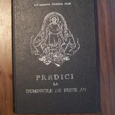 Predici la duminicile de peste an - Arhimandrit Cleopa Ilie (1996) - Carti Predici