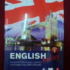 Ghid de conversatie litera - Ilies Campeanu - English Today, vol. 4 - 517806