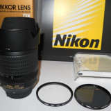 Obiectiv DSLR - NIKON AF-S DX 18-105mm f/3.5-5.6G ED VR