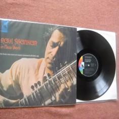 RAVI SHANKAR: In New York(1967) vinil, muzica raga de calitate superioara! - Muzica Ambientala Altele