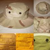Palarie ATLAS HEADWEAR camuflaj desert Vanatoare Pescuit Armata army basca - Imbracaminte Vanatoare, Marime: L