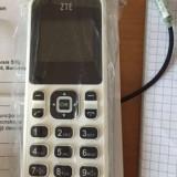 Telefon fix fără fir ZTE WP 650 - Telefon mobil ZTE, Alb, <1GB, Neblocat, Fara procesor, Nu se aplica