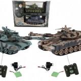 Set tancuri telecomanda Abrams vs T-90 Ramiz - Masinuta de jucarie
