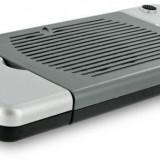 Masa Laptop - 4WORLD Suport racire 4World pentru notebook - mobil, 1 ventilator, organizator cabluri