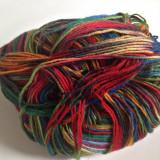 Ata - Fir de tricotat crosetat, lana 75% cupoliamida, moale, superba