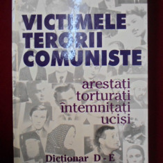 Istorie - Cicerone Ionitoiu - Victimele terorii comuniste - 528176