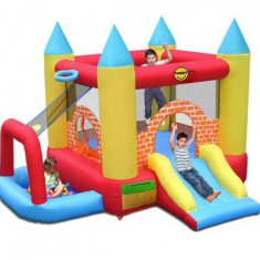 Saltea gonflabila Play center 4 in 1 Happy Hop