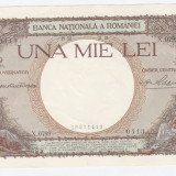 * Bancnota 1000 lei 1938 - 8