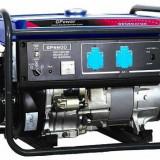 Generator curent - Gpower Generator GP6600, 5.6 kW, 13 CP, benzina, start manual